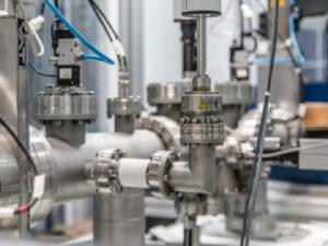 Usterki pieców gazowych - wnętrze urządzenia